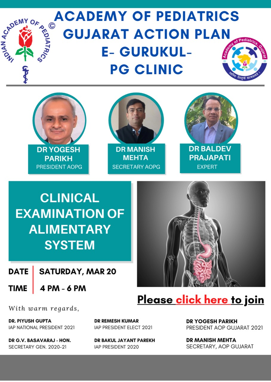 Clinical Examination of Alimentary System